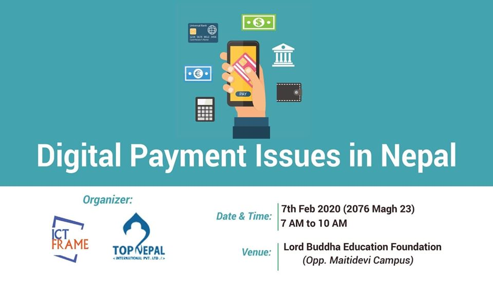 digital payment issues in nepal