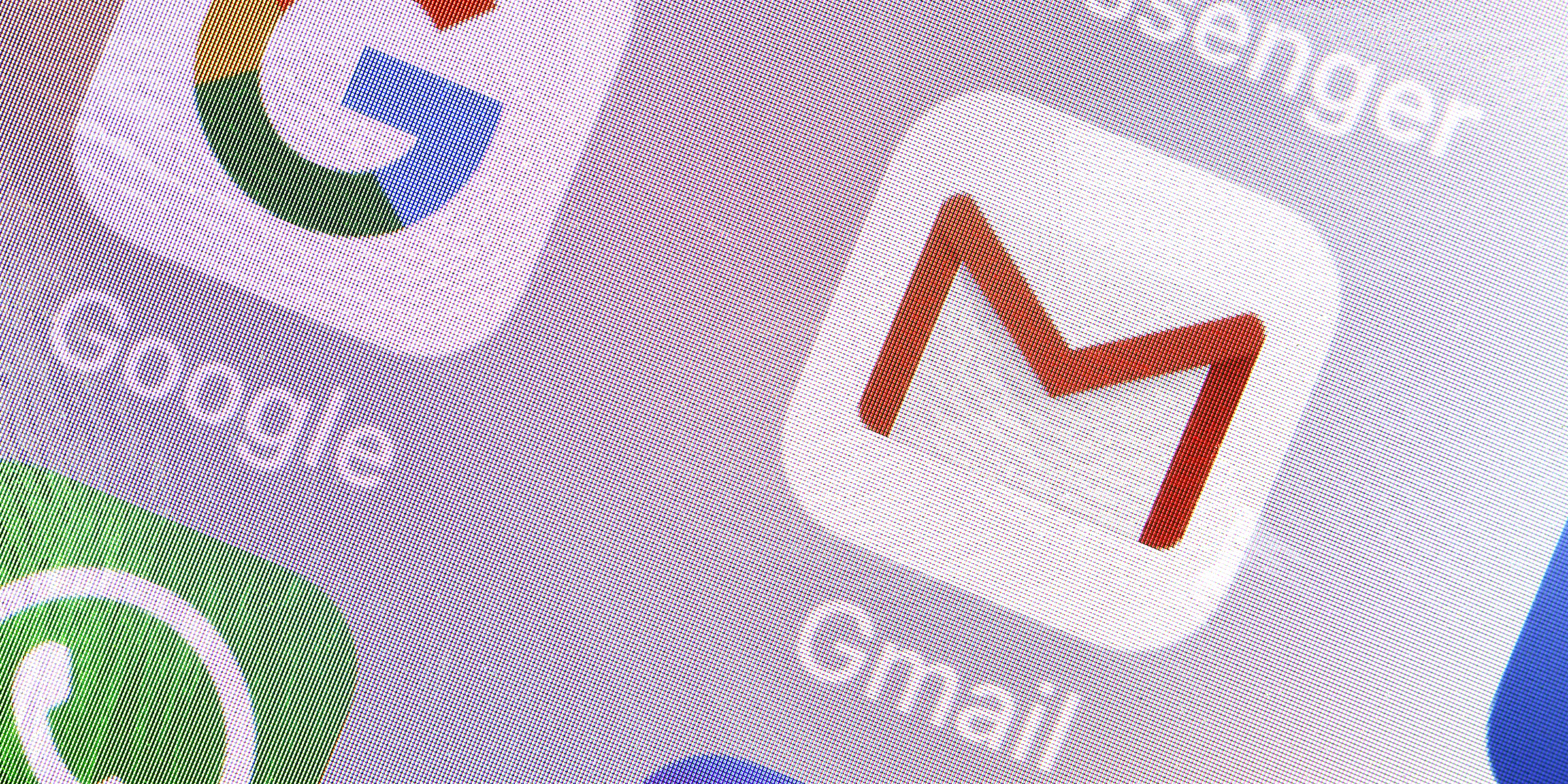gmail page