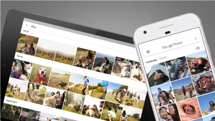 transfer Gmail to Google Photos