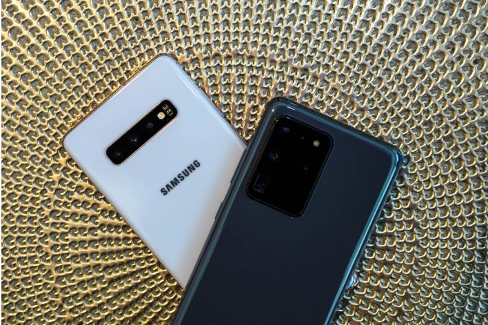 smartphone sales drop
