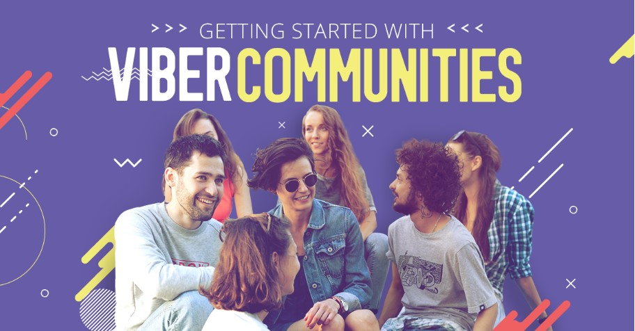 make viber community