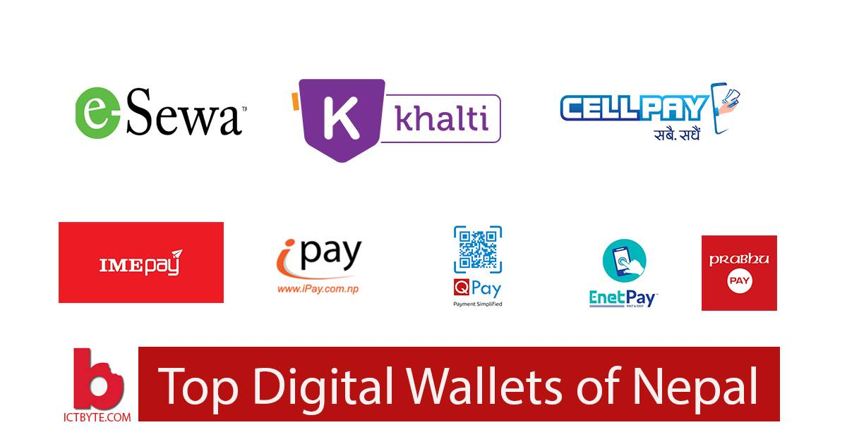 top 7 digital wallets in nepal 2020