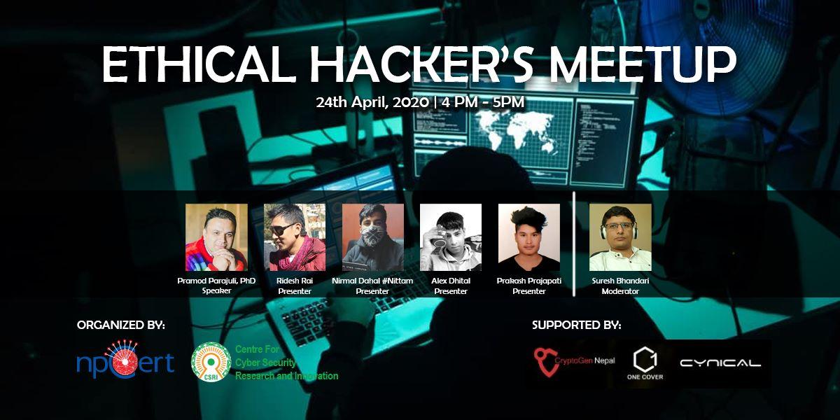 ethical hacker meetup