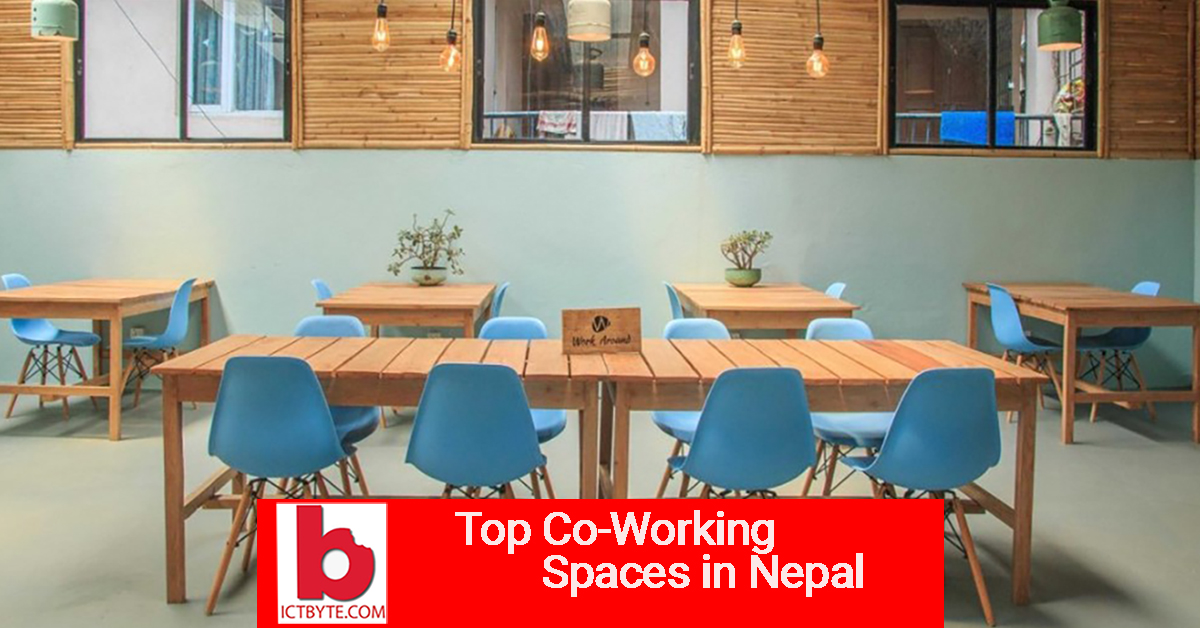 coworking spaces in Nepal