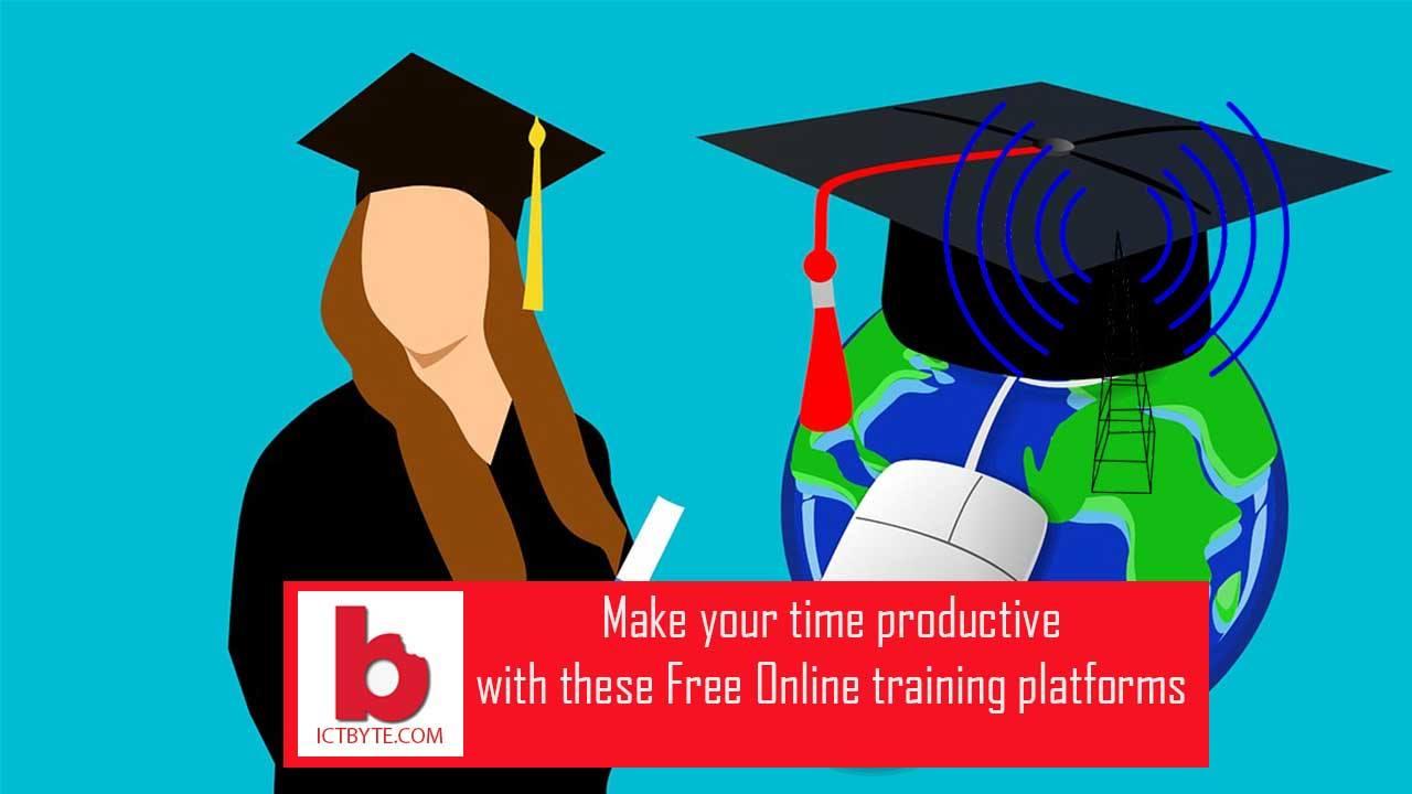 free online training platforms