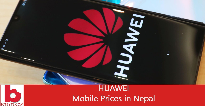 huawei price in nepal