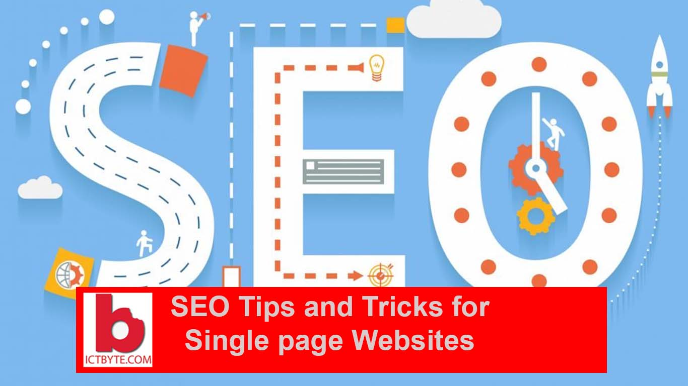 SEO Tips for Single page websites