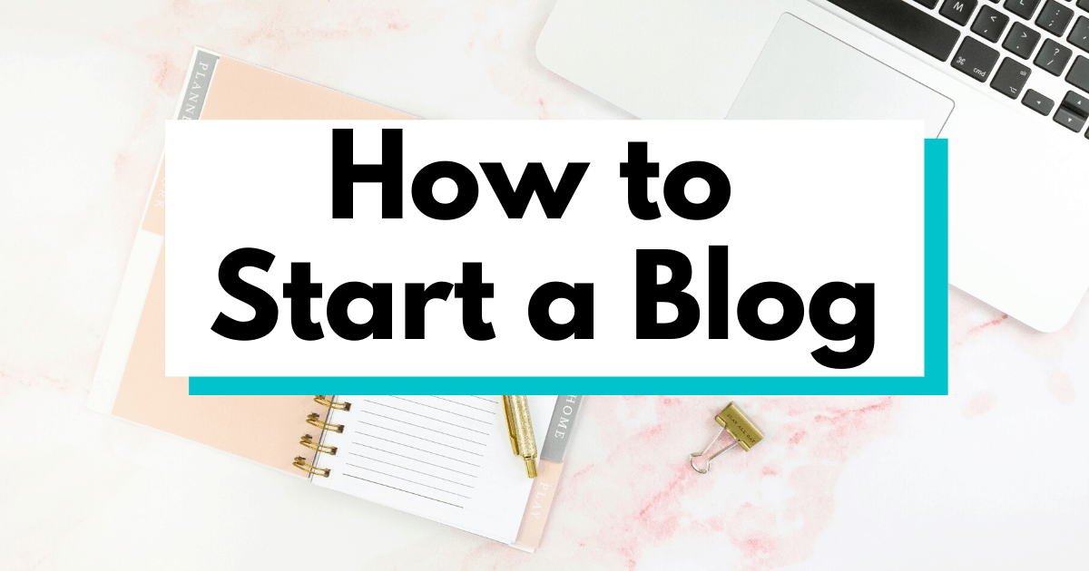 This is the Best Way to Start a Blog