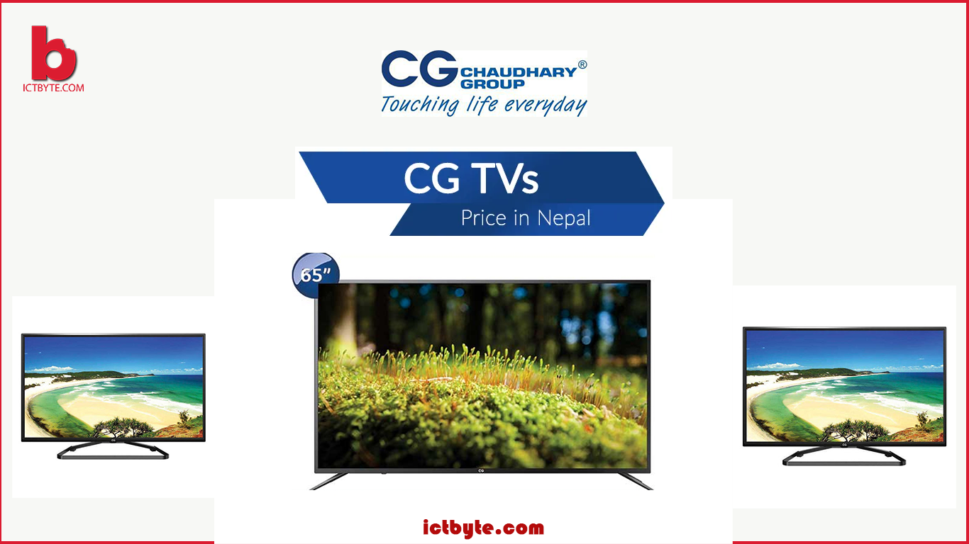 CG TV Price in Nepal
