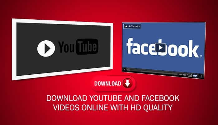 How to download YouTube and Facebook Videos Online with HD quality