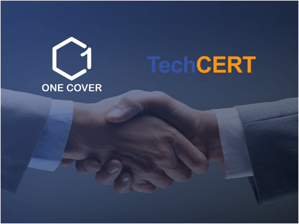 OneCover Signs MOU with TechCERT