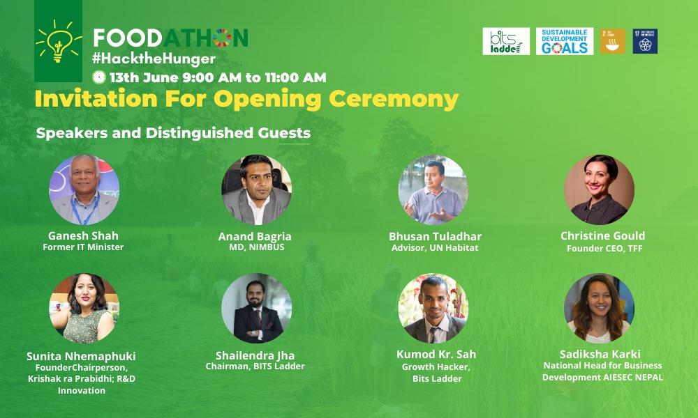 foodathon opening ceremony