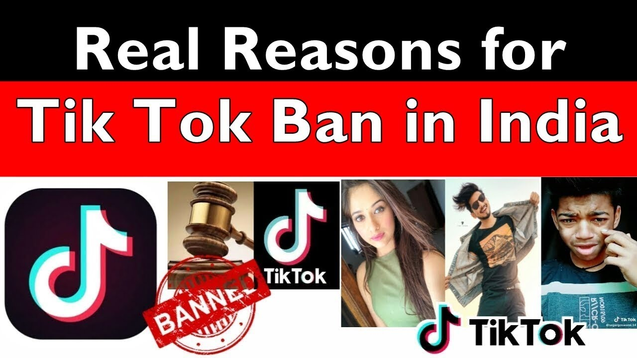 reasons for tiktok ban