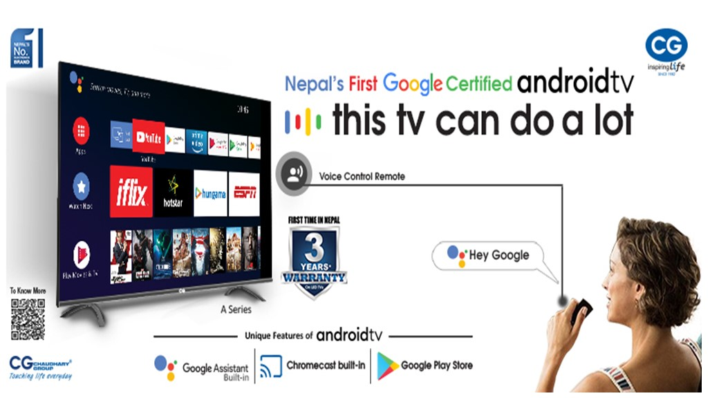 Nepal's first Google Certified