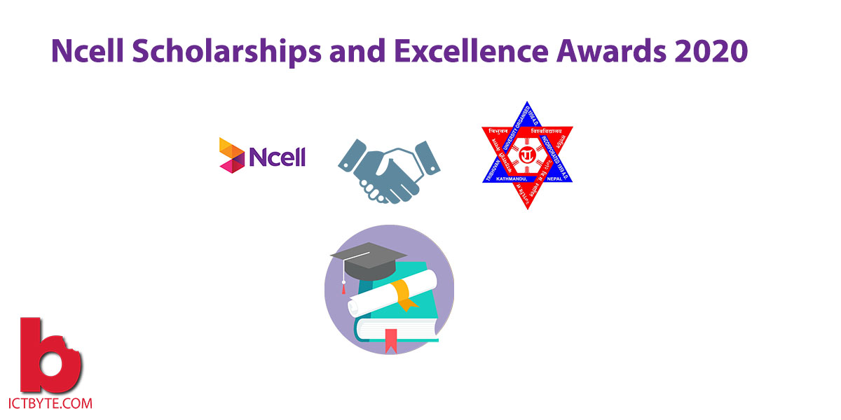 Ncell Scholarships and Excellence Awards 2020