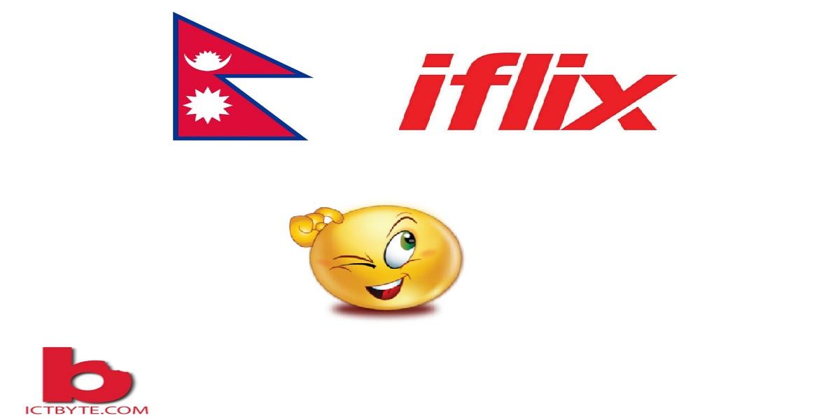 Iflix in Nepal
