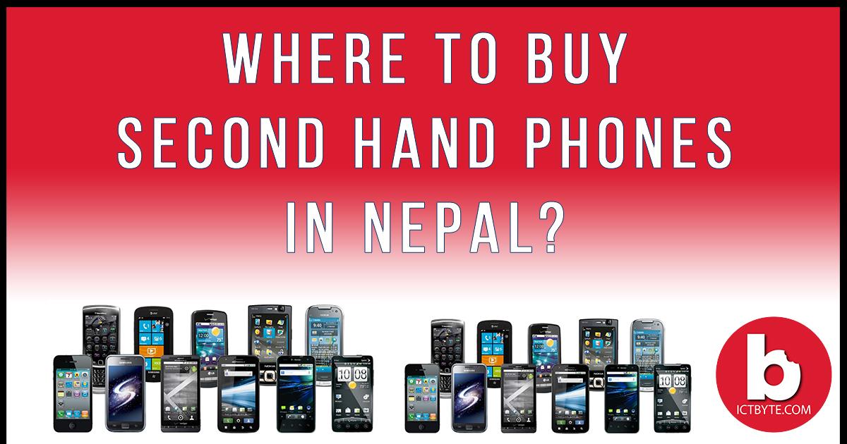 buy second hand phones