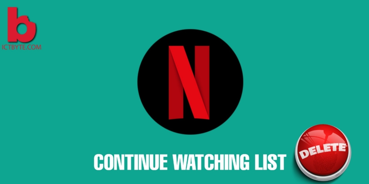 continue watching list delete