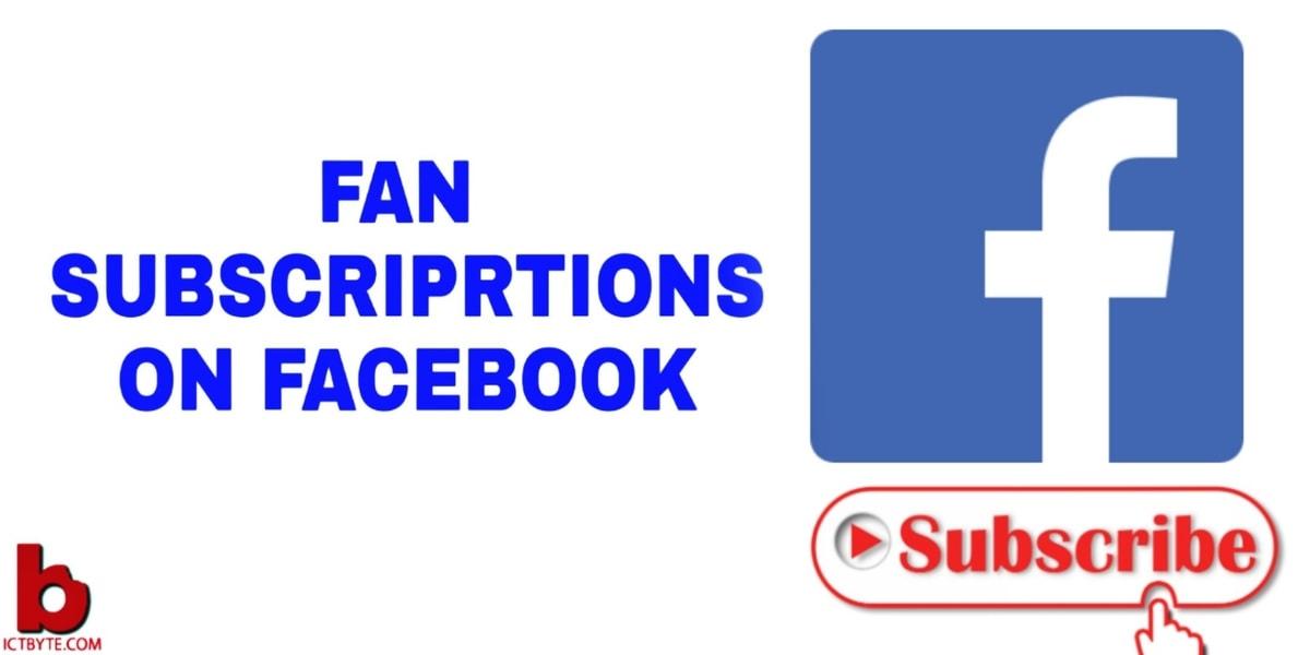 facebook fan subscriptions