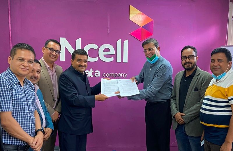 Ncell's Special Offer To Students Under HISSAN
