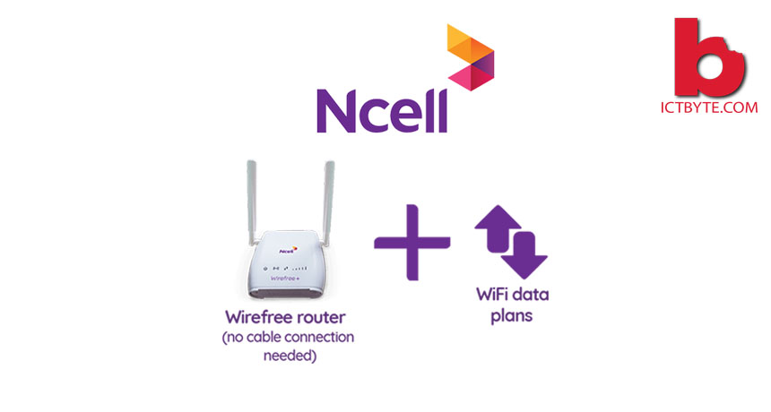 ncell wirefree plus