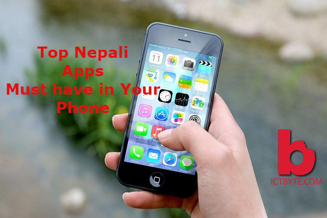 nepali apps in your phone