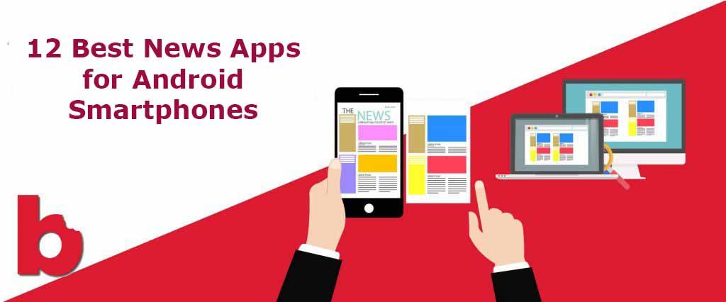 news apps for smartphones