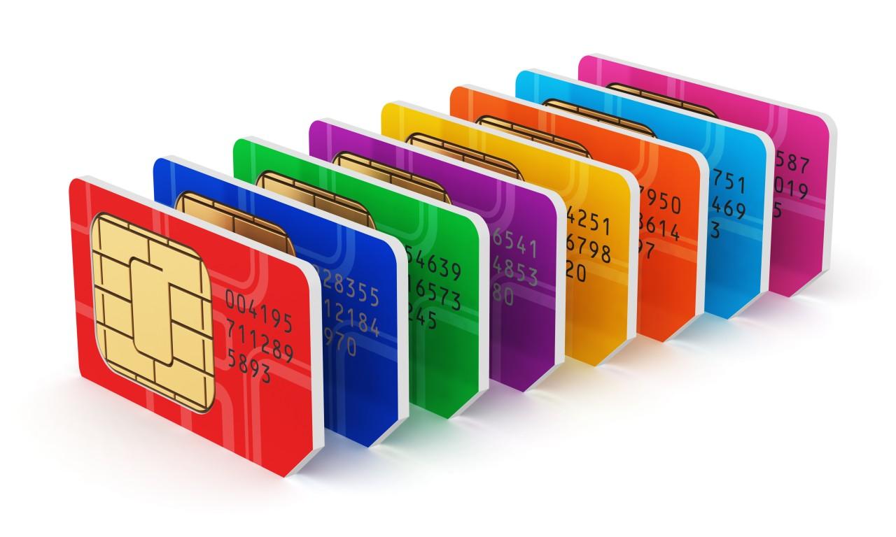 NTC sim cards