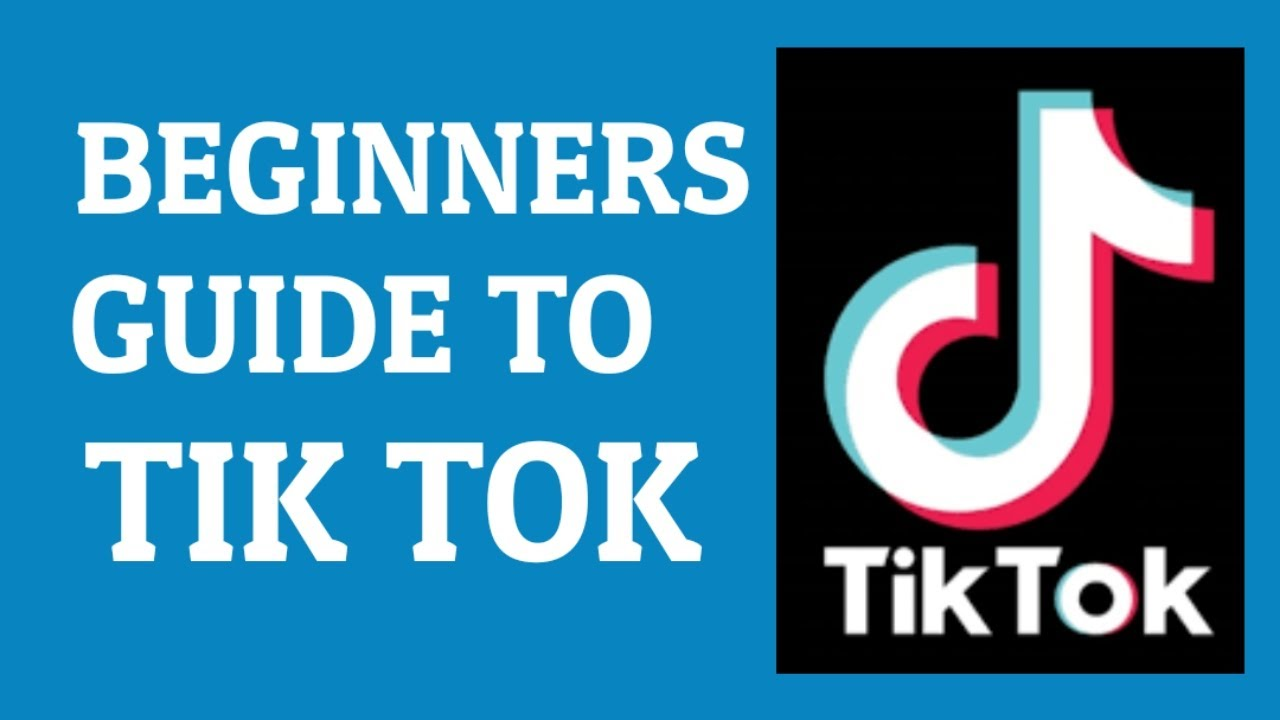 tiktok for beginners