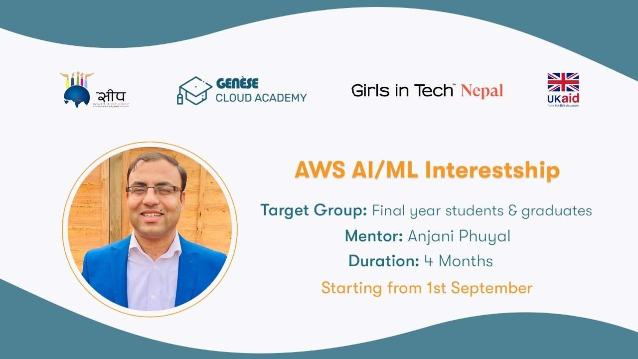 AWS AI/ML Interestship