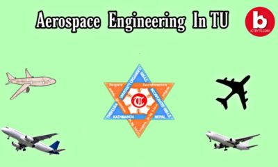 Aerospace engineering in TU; becomes the first university