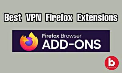 Best VPN Firefox Extensions lists