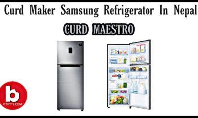 Curd Maker Samsung Refrigerator in Nepal