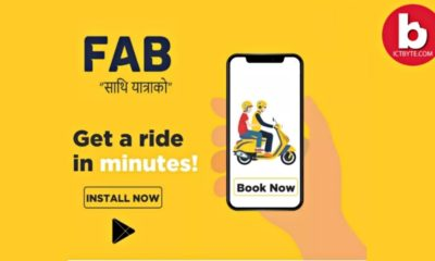 Fab Cab Cheap Bike sharing and cab service in Nepal