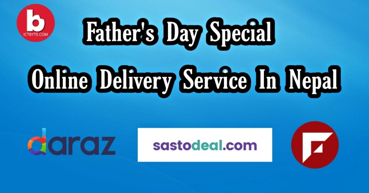 Father's Day Special Online Delivery Services In Nepal