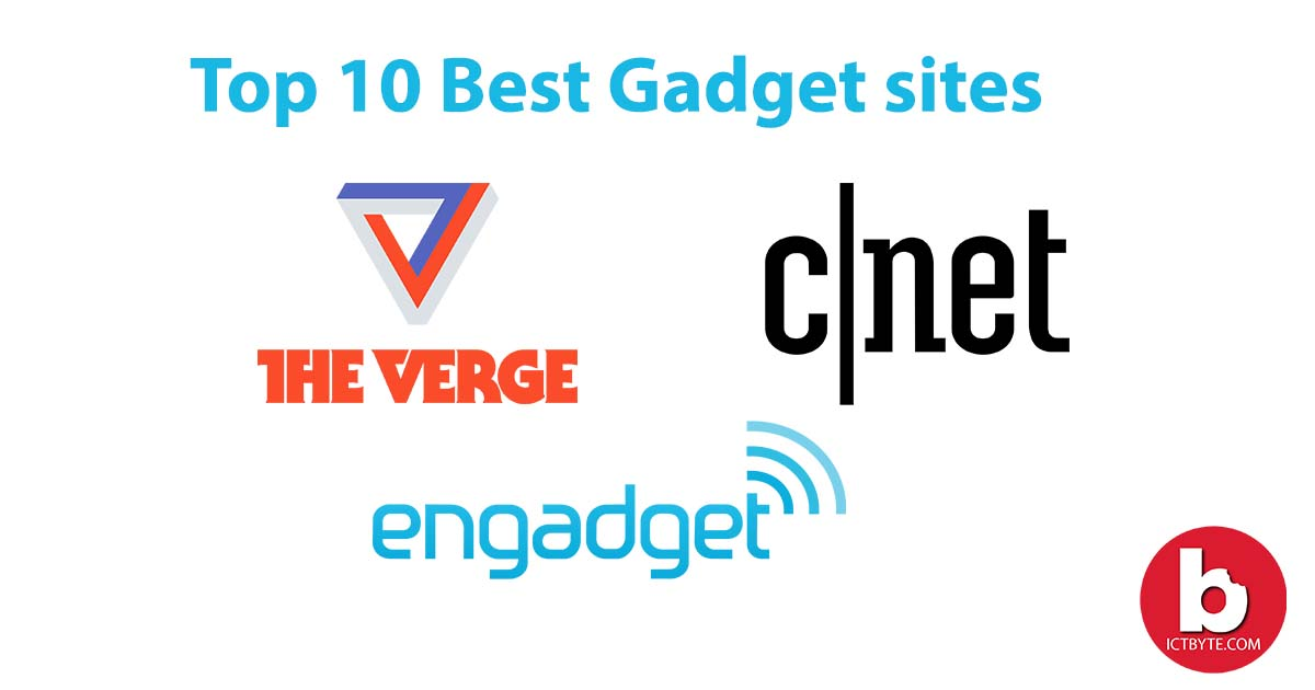 top gadget sites