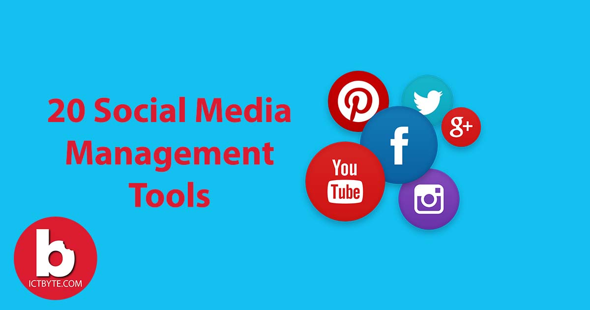 social media management tools feature image