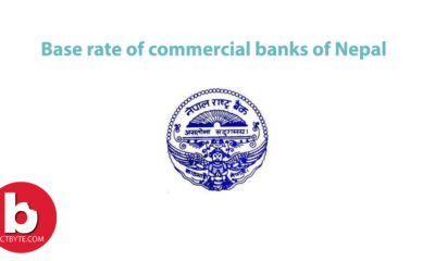 base rates of commercial banks in Nepal