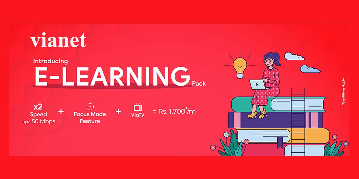 Vianet E-Learning pack