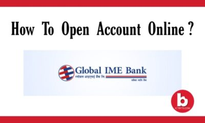 Global IME bank account online how to