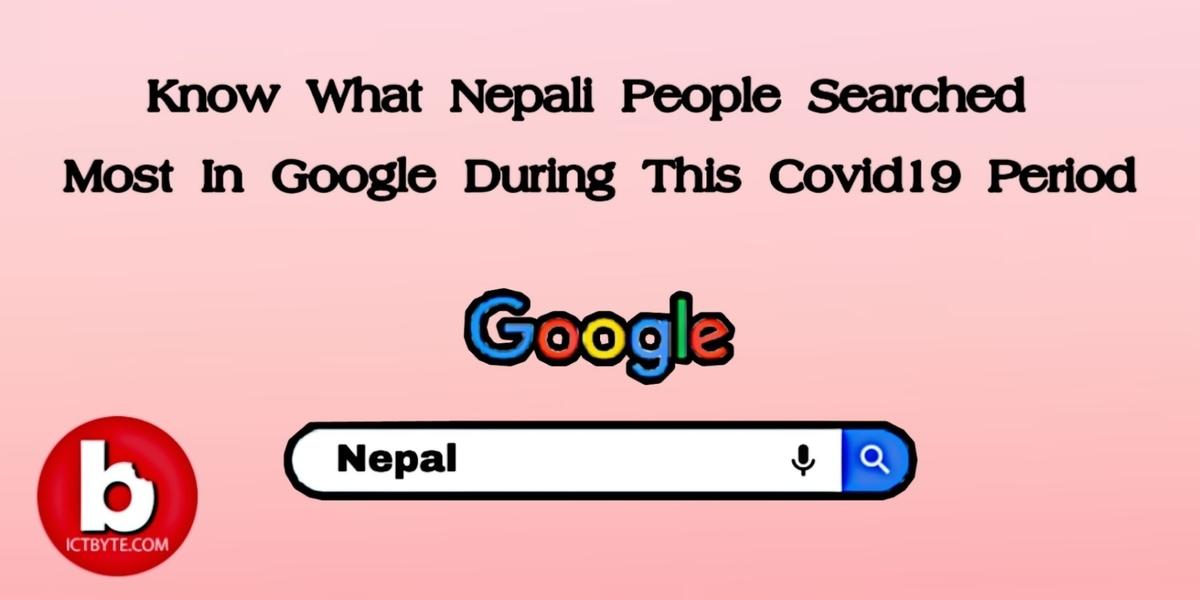 Google search Nepal