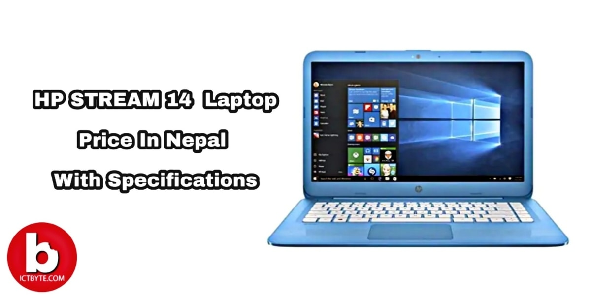 HP STREAM 14 price and specs in Nepal 2020