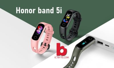 Honor band 5i launched in Nepal