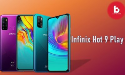 Infinix Hot 9 Play price in Nepal