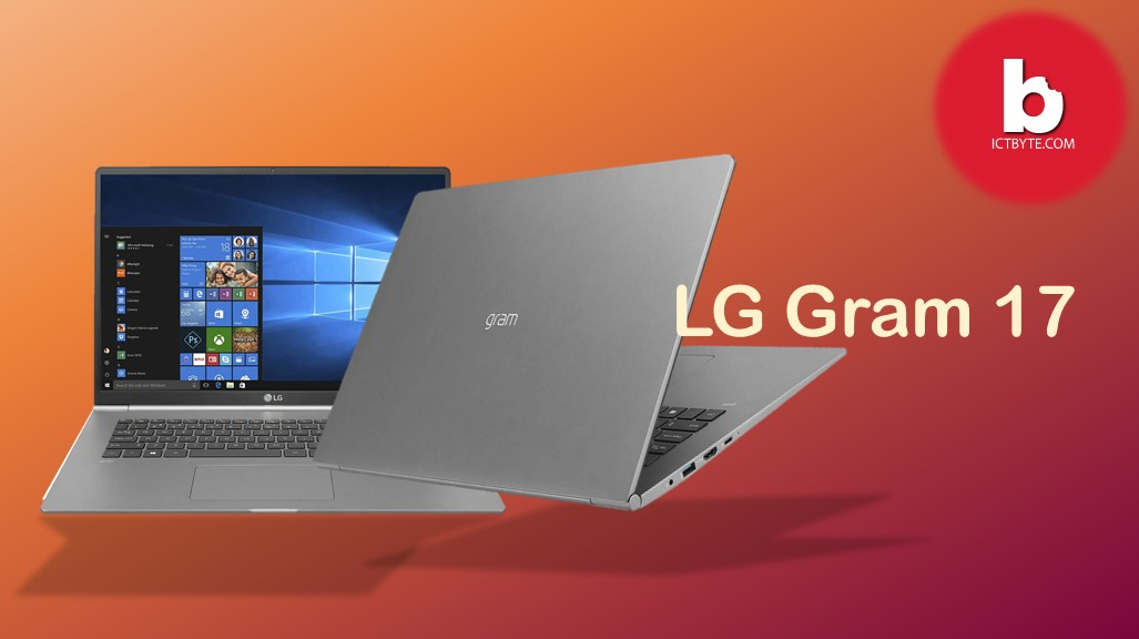 LG Gram 17 price in nepal with price