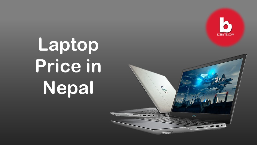 Laptop price in Nepal