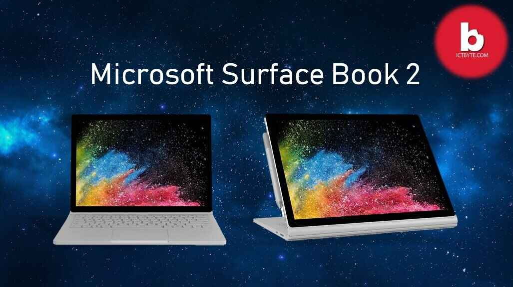 Microsoft Surface Book 2 price in Nepal and specs