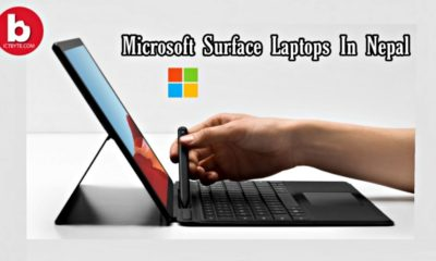 Microsoft Surface Laptops in Nepal