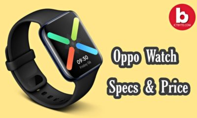 Oppo watch specs and price