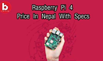 Raspberry Pi 4 Price In Nepal with Specs